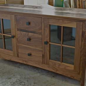 Custom Sideboards | Handmade Wood Credenzas | CustomMade.com