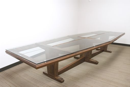 Custom Made Anvil Media, Inc Conference Table