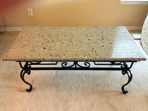 Custom Made Indoor/ Outdoor Coffee Table