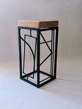 Custom Made Plant Stand / Candle Stand