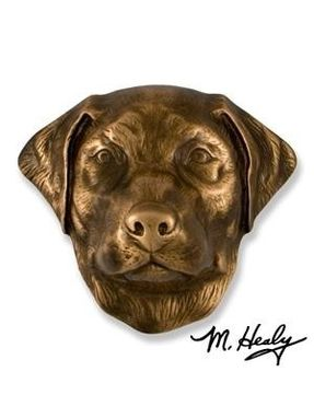 Custom Made Labrador Retriever Dogknocker