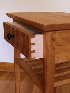 Custom Made Bedside Tables