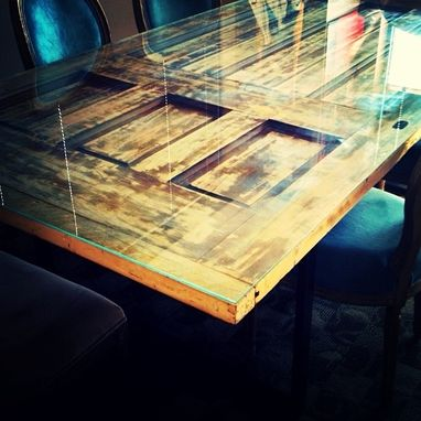 Custom Made Davita Conference Table