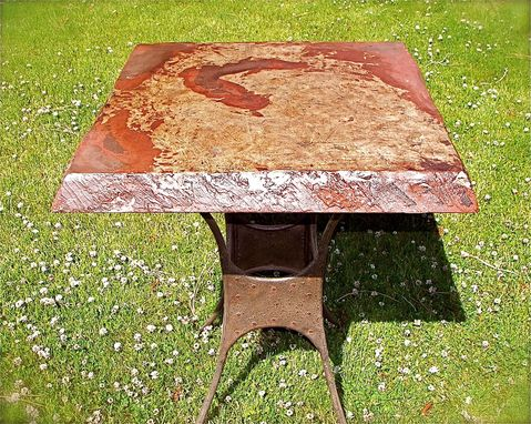Custom Made Tables For Relaxation