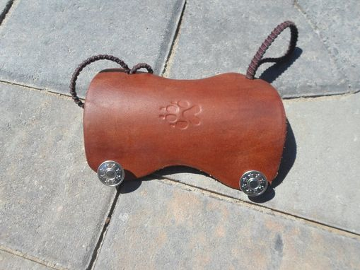 Custom Made Youth Archery Leather Arm Gaurd - Available Now