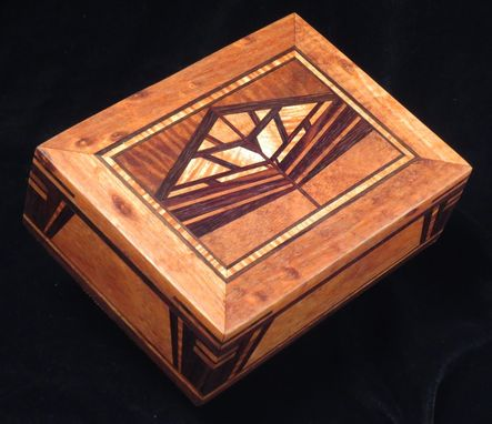 Custom Made Cathedral Box