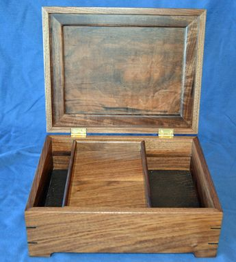 Custom Made Keepsake Box For A Nature Photographer