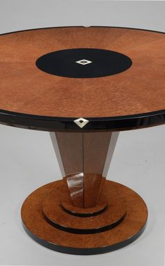 Custom Made Fountain Table