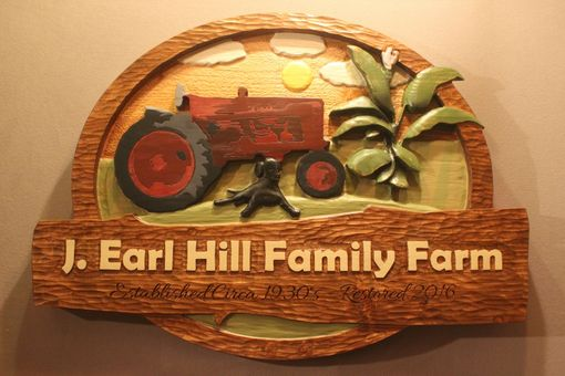 Custom Made Tractor Signs, Barn Signs, Farm Signs, Dog Signs By Lazy River Studio