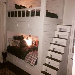 Custom Bunk Beds And Loft Beds Custommade Com
