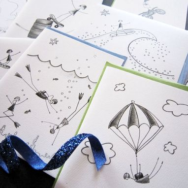 Custom Made Adventure Pack Stationery Set