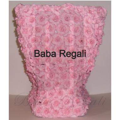 Custom Made 3d Flower My Size Potty Chair(Flat Roses)