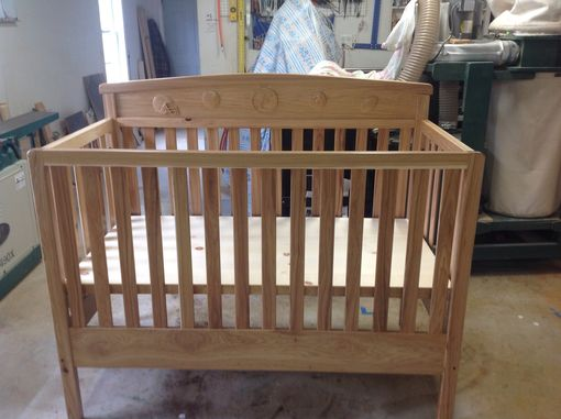 Custom Made Crib/Full Size Bed