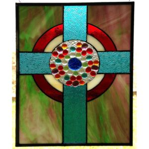 Custom Made Cross Window