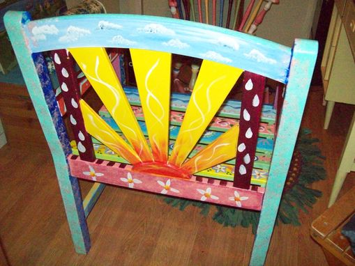 Custom Made Cool Chair