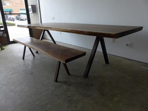 Custom Made Peak 2.0 Slab Dining Table