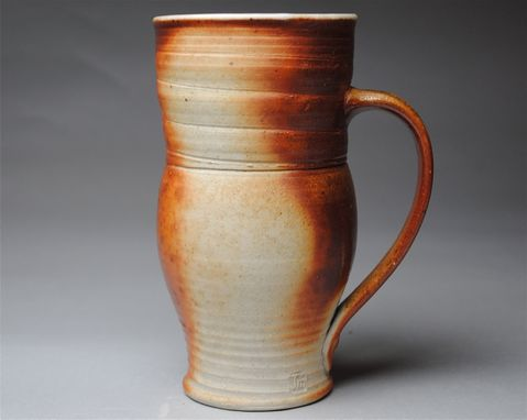 Custom Made Wood Fired Mug Beer Stein
