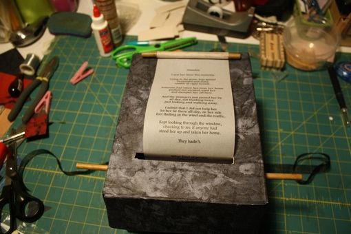 Custom Made Abandon (Artist's Book)