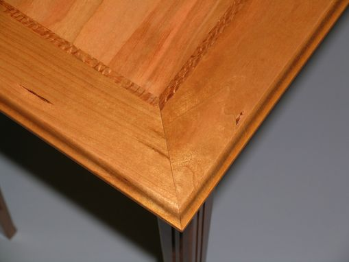 Custom Made Cherry Hall-Sofa Table