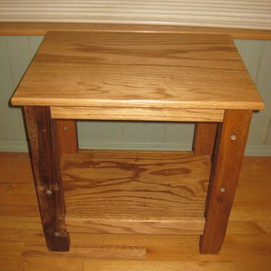 Custom Made End Table