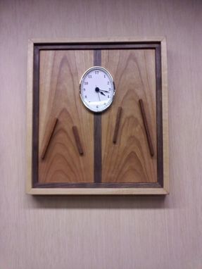 Custom Made Wall Clock