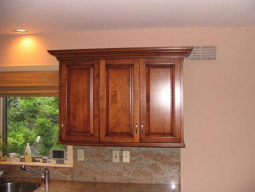 Custom Made Kitchen Refacing