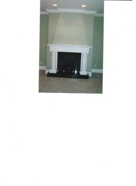 Custom Made Mantels
