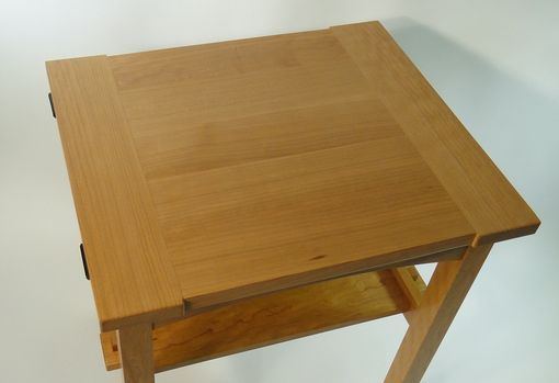Custom Made Mission Tea (Side) Table