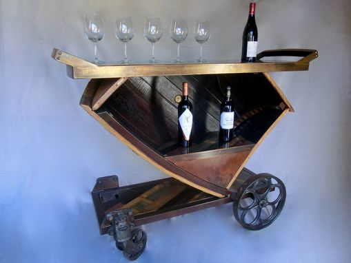 Custom Made The Franklin Cart