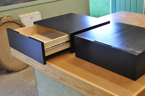 Custom Made Cherry Entertainment Console