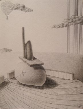 Custom Made Meditation Drawings