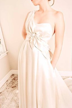 Custom Made Aster Eco Wedding Gown