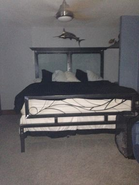 Custom Made Metal California King Size Bed