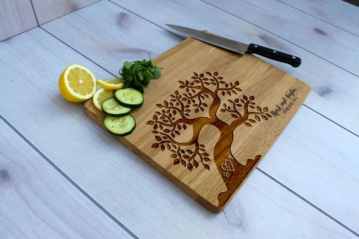 Custom Made Personalized Cutting Board, Engraved Cutting Board, Custom Wedding Gift – Cb-Wo-Mark Taylor