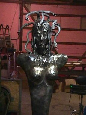 Custom Made Medusa