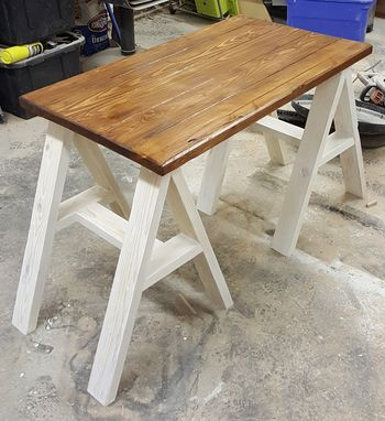 Custom Made Farmhouse Style Desks