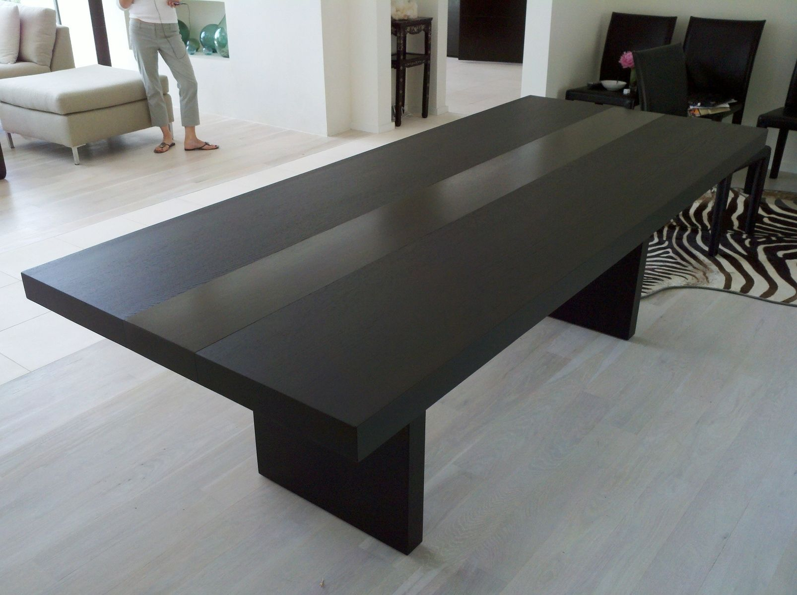 Modern Dining Tables handmade modern dining tablebedre woodworking | custommade