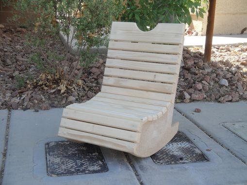 Custom Made Angel Rocker