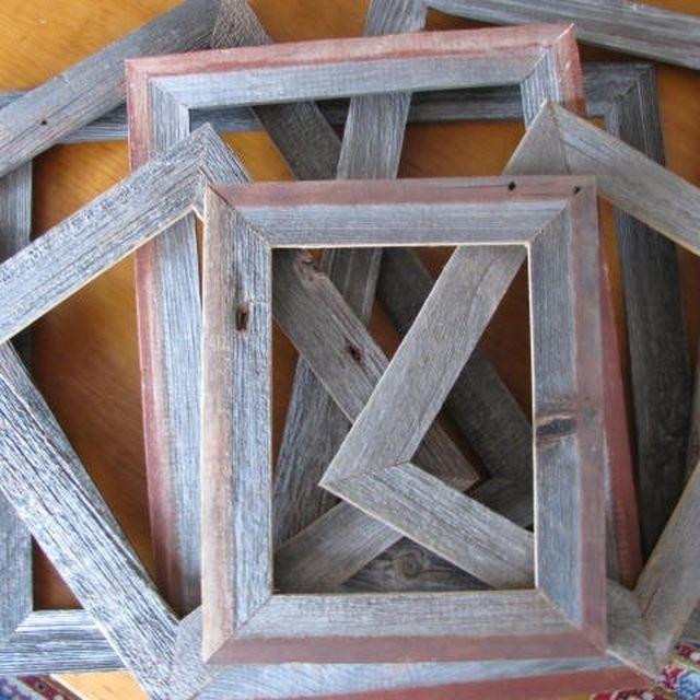 custom picture frames. Custom Barn Wood Frames By Jeff Drogue Custom Picture Frames