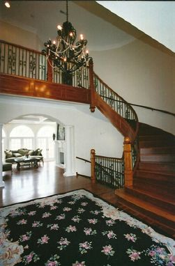 Custom Made Custom Stairways