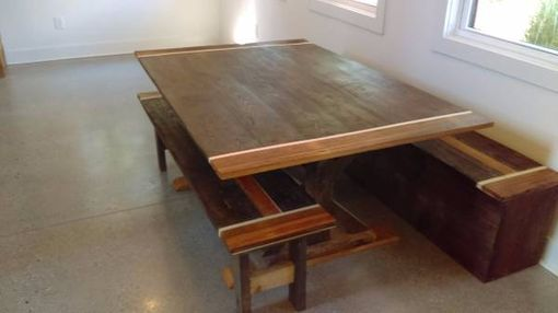 Custom Made Farmhouse Tables