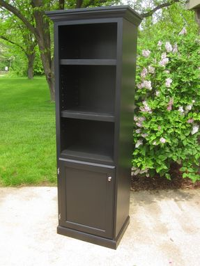 Custom Made Tower Bookcase