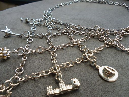 Custom Made Charm Necklace