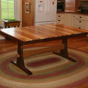 Dining And Kitchen Tables Farmhouse Industrial Modern
