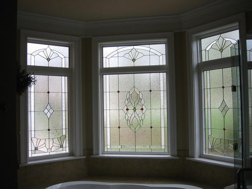 Custom Made Custom Stained Glass Window