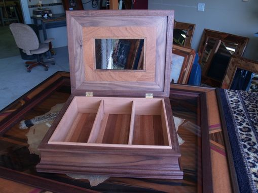 Custom Made Cigar Humidor