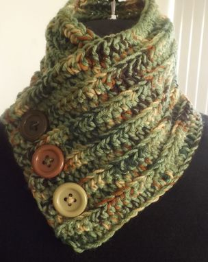 Custom Made Mint Neck Warmer