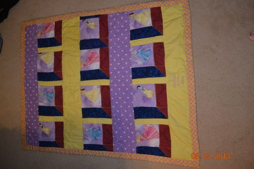 Custom Made Princess Quilt