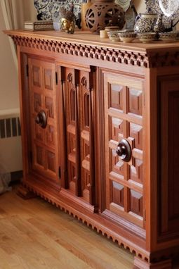Custom Made Medieval Chest