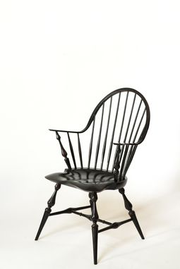 Custom Made Continous Arm Windsor Chair
